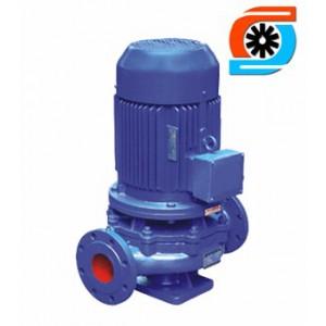 上海邦瀑ISG100-160A 立式单级管道离心泵 增压泵 立式管道循环离心泵