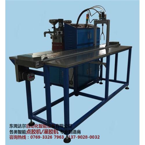 防水电源流水线式双液灌胶机DR-8088供应商