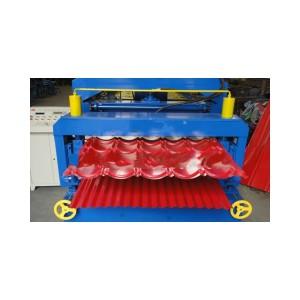 压瓦机 彩钢压瓦机 彩钢设备 双层压瓦机