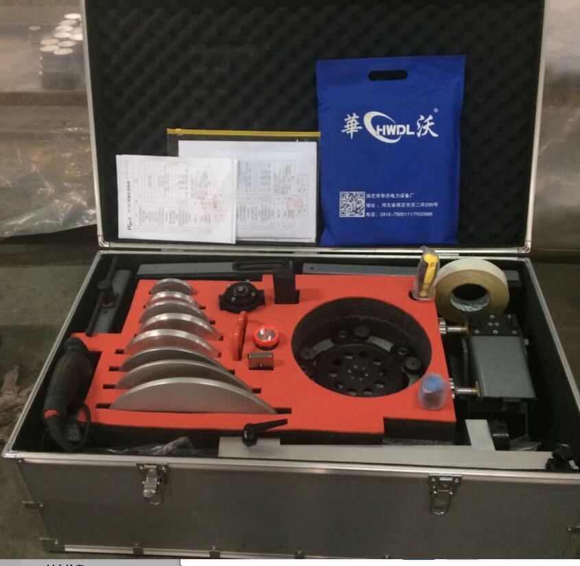 郴州华沃便携式阀门研磨机M-200 适用闸板阀