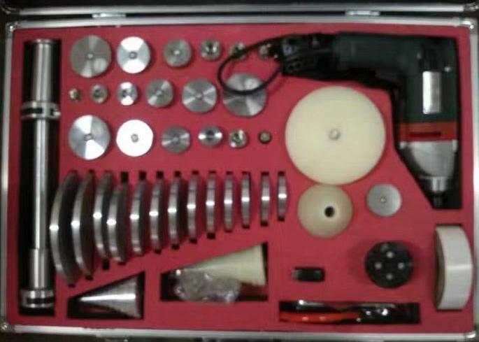 邵陽M-100閥門研磨機手持在線研磨 華沃