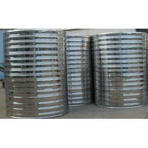 甘肃双层圆柱保温水箱生产厂家 甘肃双层圆柱保温水箱批发价格