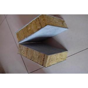 工地外墙保温防火岩棉板批发价格 工地外墙专用防火岩棉板生产厂家