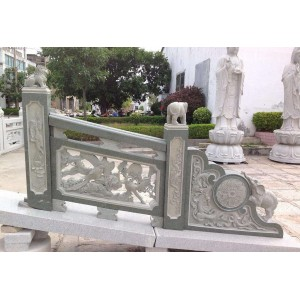 西安长安区石雕栏杆厂家  西安长安区石雕栏杆厂家定做