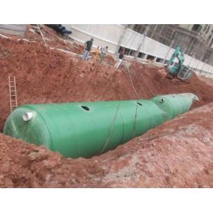 广东玻璃钢雨水收集罐供应商  广东玻璃钢雨水收集罐生产厂家