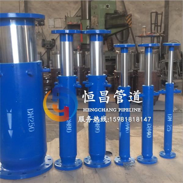 DN250(dn250)型直埋套筒式补偿器热电厂SLT