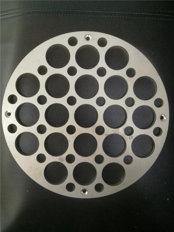 不锈钢圆片激光切割