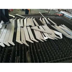 304不锈钢立柱激光切割