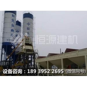 陕西水泥搅拌站生产厂家 生产高质量混凝土需控制用水量