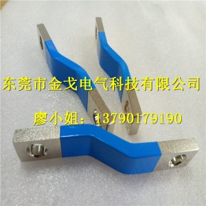 高压绝缘母线导电铜排 镀镍喷塑铜排