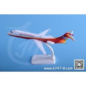 金属飞机模型 商飞 ARJ-21 中国商用飞机有限责任公司