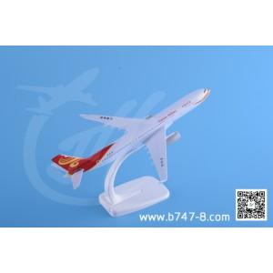 金属飞机模型 空客 A330 海南航空 1:300