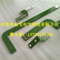 防腐粉末环氧树脂涂层铜排 大电流设备接地铜排母排
