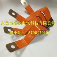 热固性聚酯环氧粉末喷塑铜排 电工铜排连接片