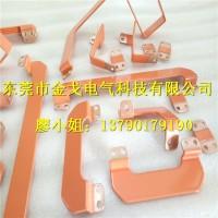 优良导电喷塑涂层铜排 电柜母线连接硬铜排