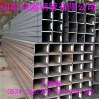 现货供应焊接方管 大规格矩管 Q235B方管 天津现货