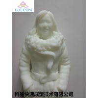 3D人物雕塑模型,3D打印技术制造