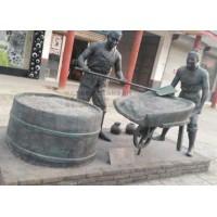 景观雕塑订做-景观雕塑厂家-志彪