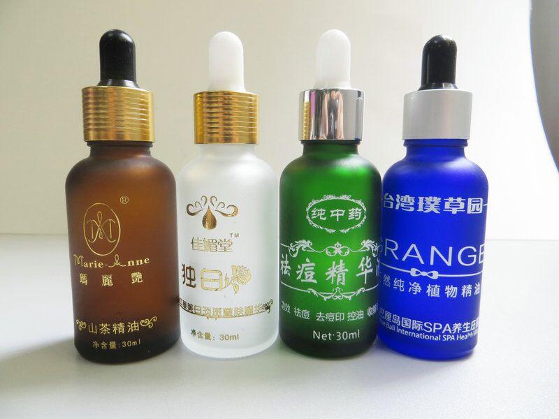 玻璃包装瓶定制厂家 化妆品膏霜瓶批发
