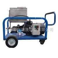500公斤高压清洗机  清除设施上的藻类积碳和水垢