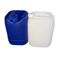 HDPE聚乙烯材质25L蓝色塑料桶25公斤闭口塑料桶