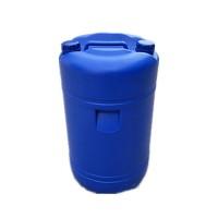 60L蓝色小口塑料桶60升闭口塑料桶