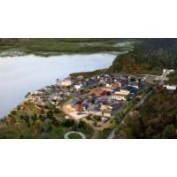 赤峰旅游小镇景区设计 内蒙旅游小镇景区设计