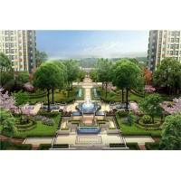 赤峰商业地产景观设计 内蒙商业地产景观设计