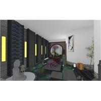 赤峰别墅庭院规划设计 内蒙别墅庭院规划设计