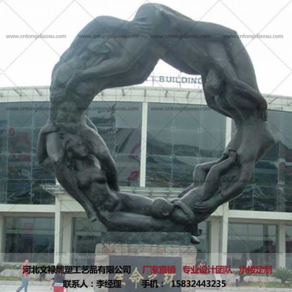 街头雕塑-街头雕塑制作-厂家文禄