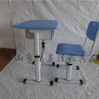 课桌椅,塑钢课桌椅广东鸿美佳厂家加工生产