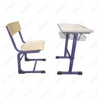小学生钢木课桌椅,广东鸿美佳厂家批发供应钢木小学生课桌椅