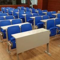 固定式联排桌椅,广东鸿美佳厂家提供会议室联排桌椅