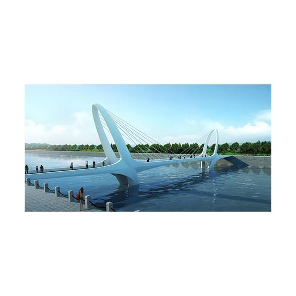 城市桥梁效果图,景观桥梁效果图,立交桥效果图设计制作