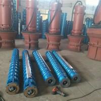 天津90KW热水深井泵地|热供暖专用热水泵-天津潜成现货供应