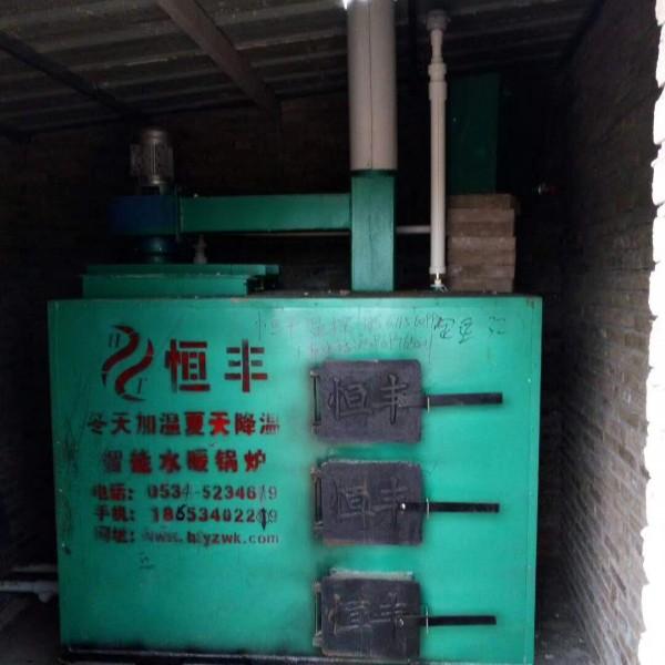 养殖场取暖锅炉具有冬季加温、夏季降温的双重功效