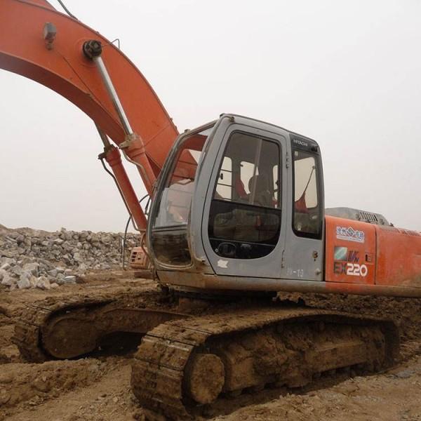 挖掘机 3
