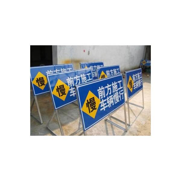 兰州道路指示牌厂家 甘肃交通标志牌加工厂 兰州标志杆制作厂家