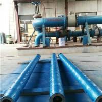 高温100度高扬程热水泵 大流量供暖热水深井泵