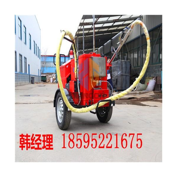 500升沥青灌缝机适用于沥青路面或水泥路面裂缝密封灌缝