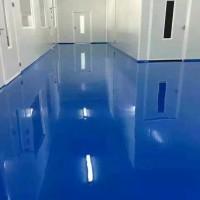 广州地坪漆 耐磨厂房环氧地坪施工 环氧地坪漆验收标准
