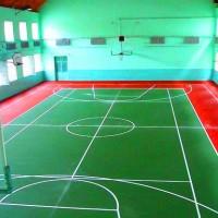 PVC施工、防静电地板施工