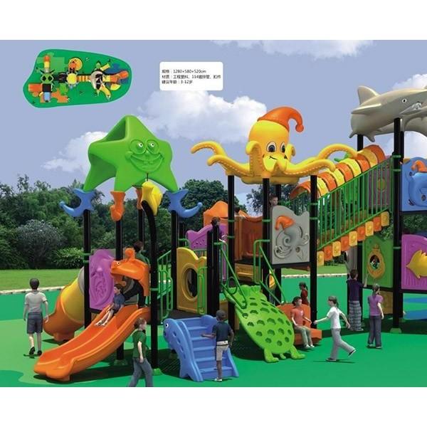受欢迎的儿童游乐设备应具备什么特点