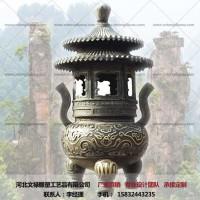 铜香炉销售-铜香炉价格-文禄