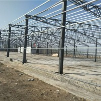 山西大同钢结构厂房搭建 山西大同钢结构厂房厂家搭建价格