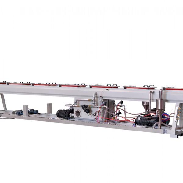 热销盛凯瑞塑料辅机真空定径箱 定型台 冷却水槽