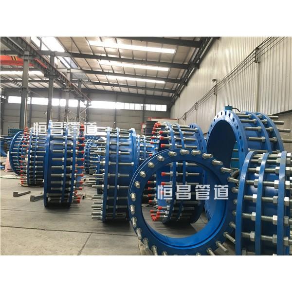 湖南郴州钢制伸缩器产品出口越南