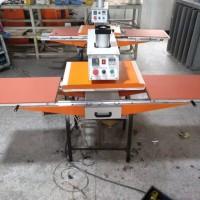 分开式抽拉气压烫钻机气动烫图机40*60服装印花设备