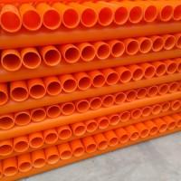 供应济南改性聚丙烯电缆导管,mpp电力管生产厂家,现货直销