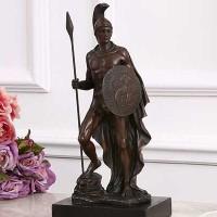 铸铜西方人物雕塑-大型人物雕塑-文禄